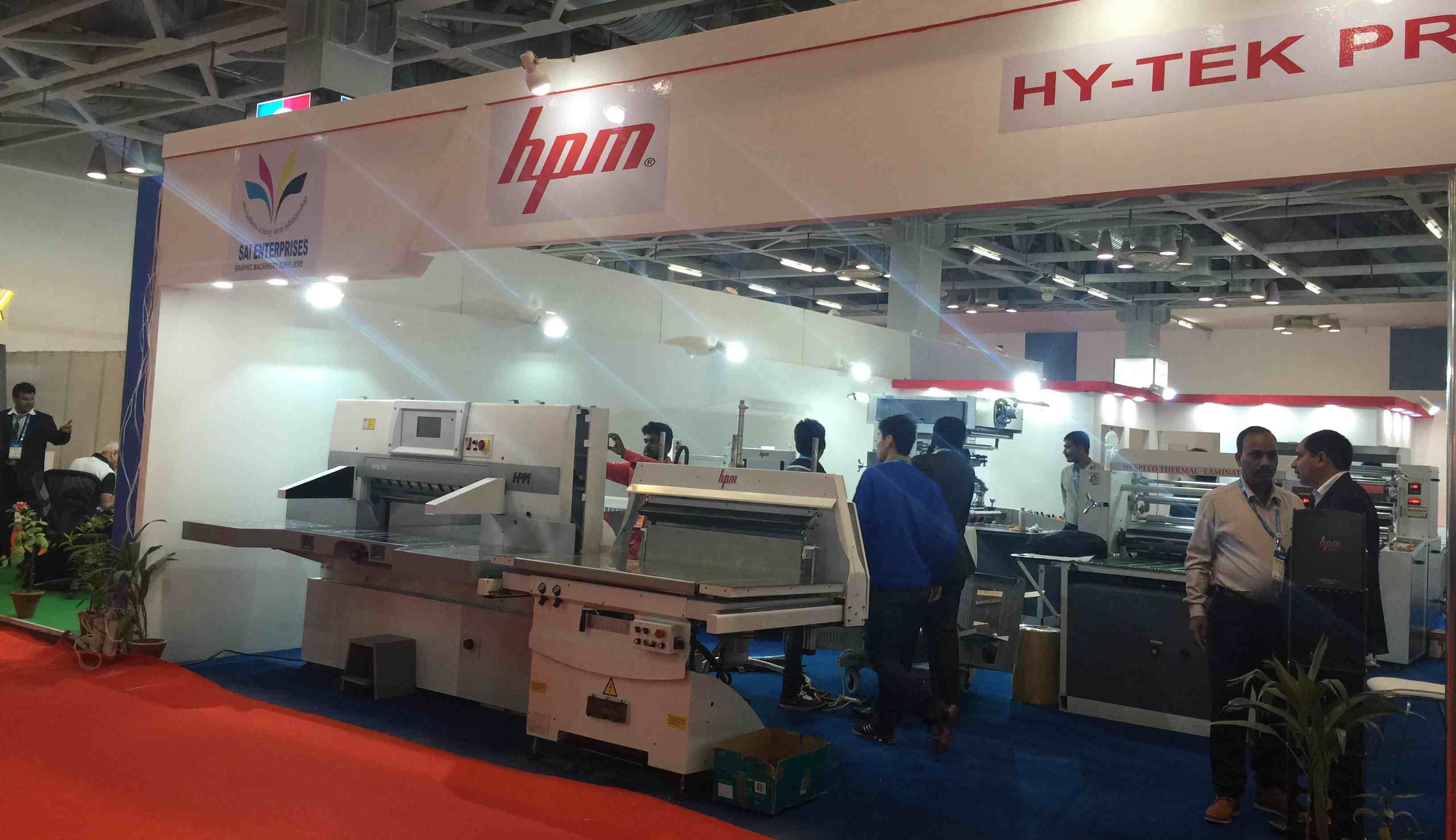 PRINTPACK INDIA 2017-Company News-Huayue Packaging Machinery